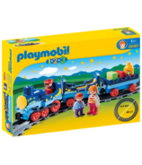 Playmobil Night Train with Tracks