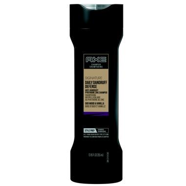Axe Signature Daily Dandruff Defense Shampoo