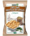 Simply 7 Lentil Chips Jalapeno