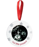 Pearhead Babyprints Sonogram Ornament