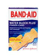 Band-Aid Water Block Plus Finger Care