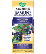 Nature's Way Sambucus Immune Cold and Flu Care Syrup
