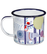 Folklore Enamel Mug Day