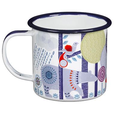 Folklore Enamel Mug Day