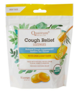 Quantum Organic Cough Relief Meyer Lemon
