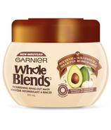 Garnier Whole Blends Avocado Oil Shea Butter Nourishing Mask