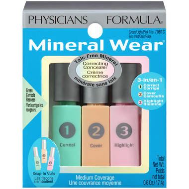 Mineral Wear Talc-Free Mineral Correcting Concealer