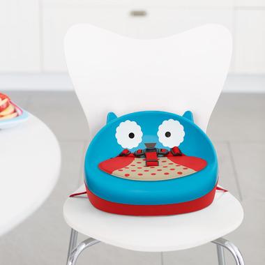 Skip Hop Zoo Booster Seat Owl