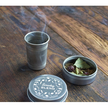 The Homemade Gin Kit Smokey Blend Refill Tins
