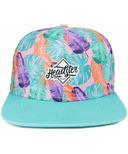 Headster Kids Snapback Hat Palm Beach