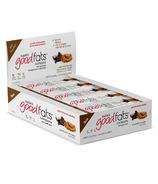 Suzie's Good Fats Peanut Butter Chocolate Snack Bars