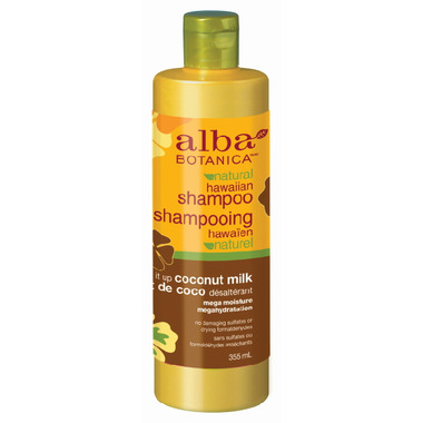 Alba Botanica Natural Hawaiian Shampoo