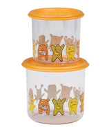 Sugarbooger Good Lunch Snack Containers Large Hungry Monsters