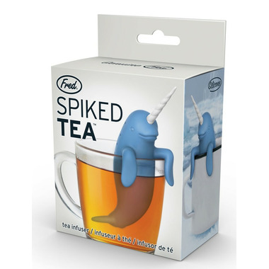 Fred and Friends Spiked Narwhal Tea Infuser