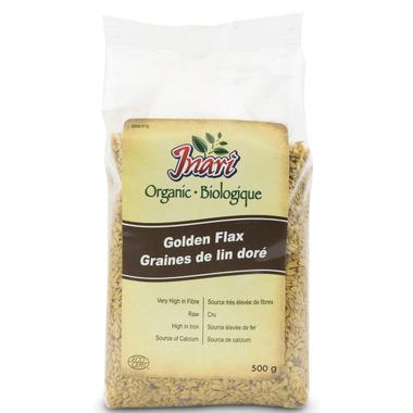 Inari Organic Whole Golden Flax Seeds