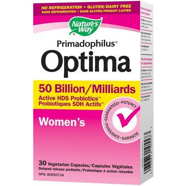 Nature S Way Primadophilus Optima  Billion Review