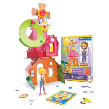 GoldieBlox Goldies Crankin Clubhouse