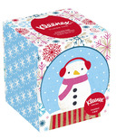 Kleenex Holiday Design Upright Facial Tissue