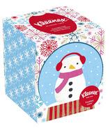 Kleenex Holiday Design Upright Facial Tissue