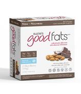 Suzie's Good Fats Rich Chocolatey Almond Snack Bars