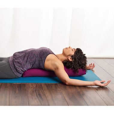 Halfmoon Prana Yoga Bolster Wildflower