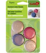 4 Eyes Nano Antibacterial Contact Lens Cases