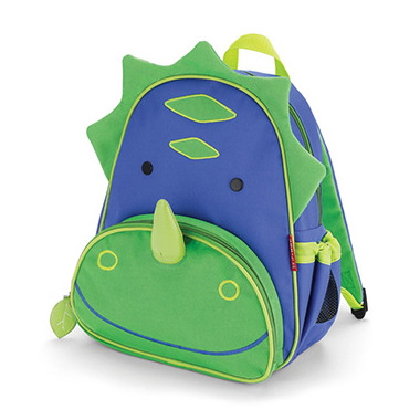 Skip Hop Zoo Packs Little Kid Backpack Dinosaur Design