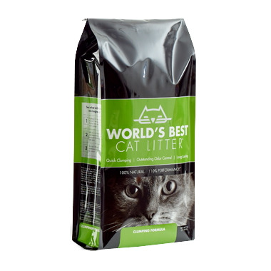 World\'s Best 100% Natural Cat Litter
