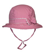 Calikids Quick-Dry Bucket Hat With Adjustable Crown Candy Pink