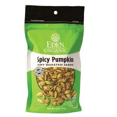 Eden Organic Spicy Pumpkin Seeds