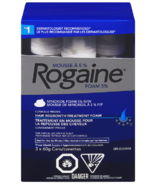 Rogaine Hair Regrowth Treatment Foam