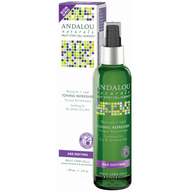 ANDALOU naturals Blossom & Leaf Toning Refresher