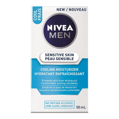 Nivea Men Sensitive Skin Cooling Moisturizer