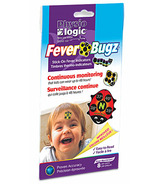 Physio Logic Fever-Bugz Stick-On Fever Indicators