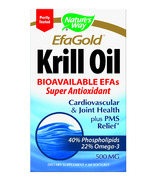 Nature's Way EfaGold Krill Oil