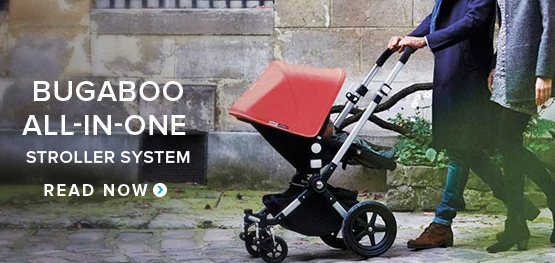 Bugaboo All-In-One Stroller System
