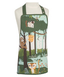 Now Designs Apron for Kids Tropical Treetime