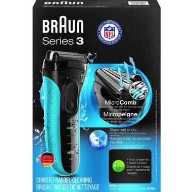 Braun Series 3 3010 Wet & Dry Shaver