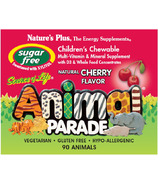 Nature's Plus Animal Parade Children's Chewable Multi-Vitamins