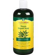 TheraNeem Naturals Liquid Soap Gentle