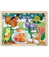 Melissa & Doug Playful Pets Jigsaw Puzzle