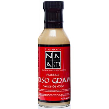 Naam Bottled Sauces Miso Gravy