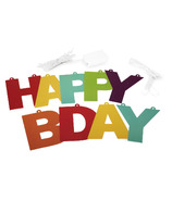 NPW L.E.D. Happy Birthday Letter Banner