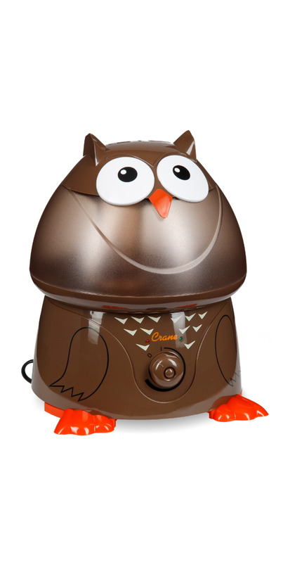 Buy Crane Cool Mist Adorable Owl Humidifier At Well Ca