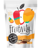 Fruitivity Snacks Crunchy Apple Chips Mango