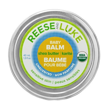 Reese & Luke Shea Butter Baby Balm Unscented