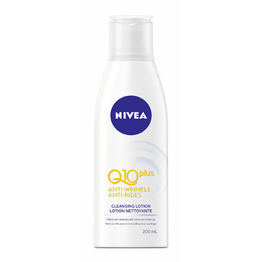 Nivea Q10 Plus Anti-Wrinkle Cleansing Lotion