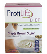ProtiLife Maple Brown Sugar Instant Oatmeal Mix