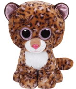 Ty Patches The Leopard