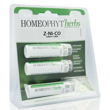 Nature Beaute Sante Homeophyt\'herbs Zinc-Nickel-Cobalt